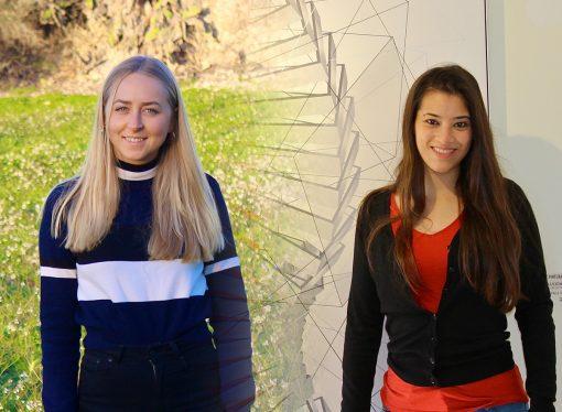 Laura y Sofía, dos ejemplos del estudiante del siglo XXI