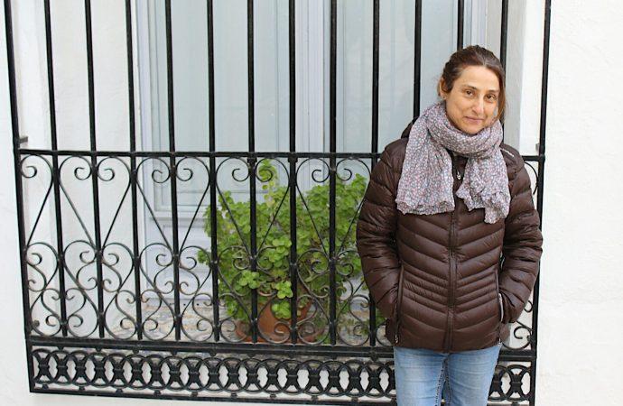 """Ausencia"", obra de la benissera Teresa Iborra se alza con eI I Premio de Escultura en Piedra Natural Fundación Levantina/UMH"