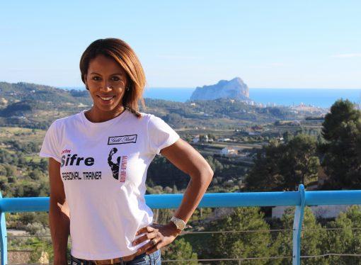 La calpina Zoe Batson participará en el próximo concurso 'Ninja Warrior' de Antena 3