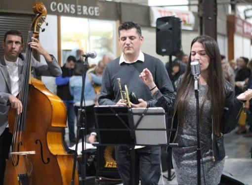 La música de Jazzmatiks sonará en Benissa