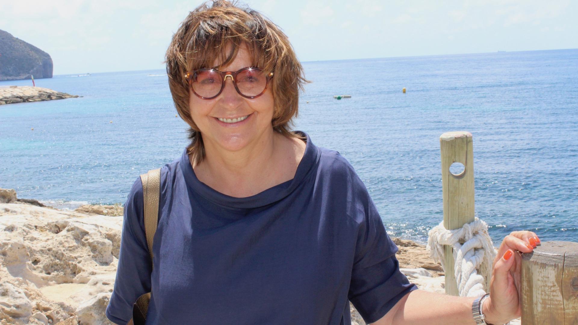 Chantal Giron - Presidenta Junta Central
