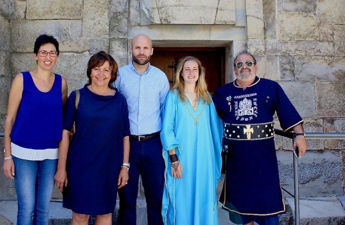 Las tropas moras y cristianas invaden Moraira