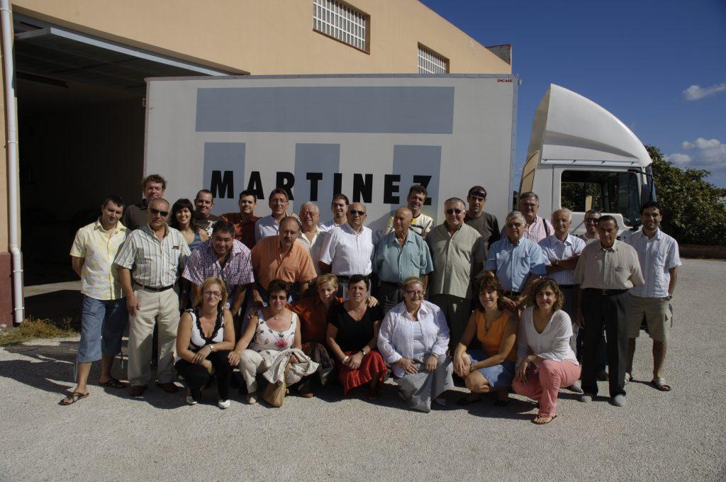Muebles Martínez, cien años de tradición empresarial y familiar | El ...