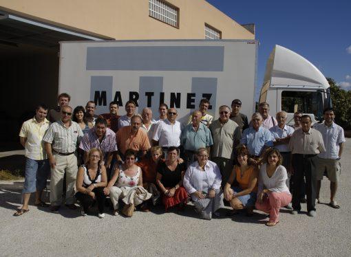 Muebles Martínez, cien años de tradición empresarial y familiar