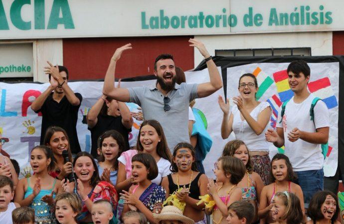 L'escola d'estiu de Xaló acaba el curs 2017 amb rècord de matriculacions