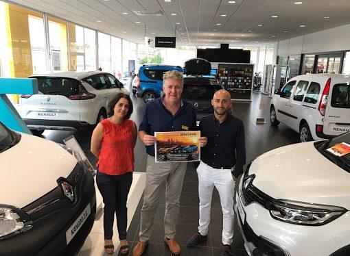Renault Ginestar Benissa te invita a la Renault Passion Experience