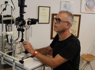Josep Miquel Pastor, 27 años cuidando la salud ocular