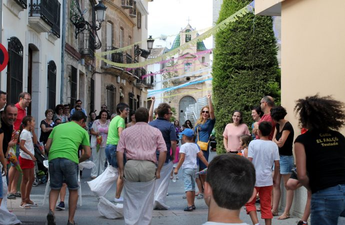 Llega a Teulada la tradicional fiesta popular de la Divina Pastora