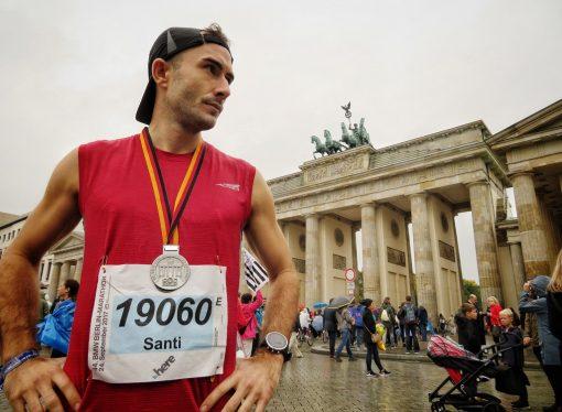 Santi Ferrando logra en Berlín su primer «Major»