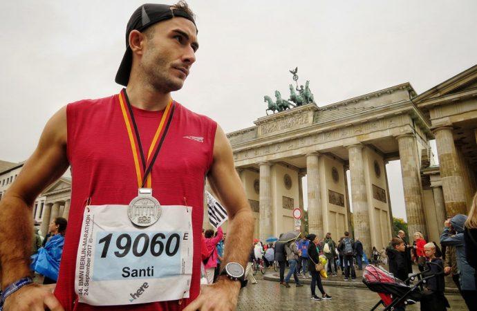 "Santi Ferrando logra en Berlín su primer ""Major"""