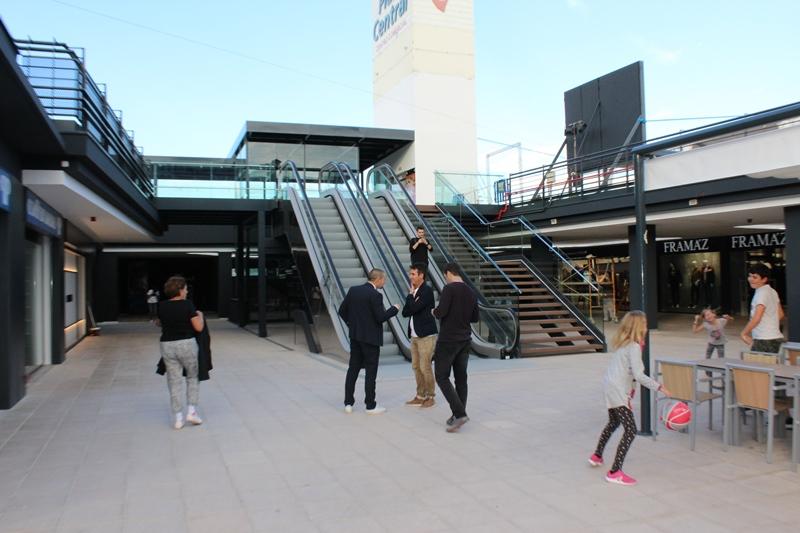 Plaza Central Calpe