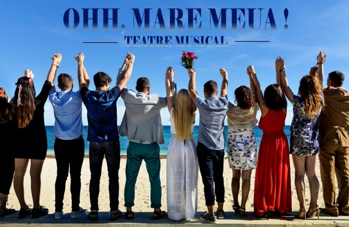 "Los Festeros del 2018 de Benissa te presentan el musical ""Ohh, Mare Meua!"""