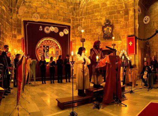 Reviu a Teulada el tradicional Cant medieval de la Sibil·la