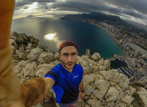 """Santi Ferrando: """"El Ultra Trail del Monte Fuji será la carrera más dura a la que me enfrente"""""""
