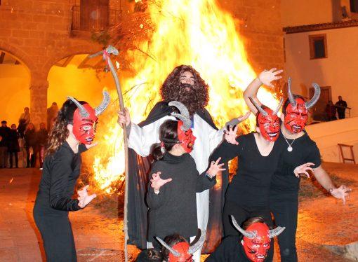 Teulada se prepara para festejar a Sant Antoni