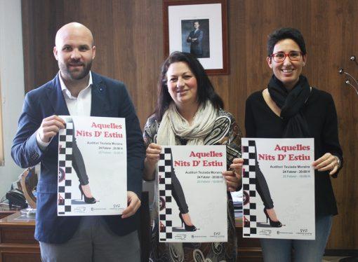 Nos vamos de estreno con la Comisión de Fiestas Sant Vicent Ferrer 2018