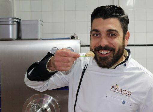 El mejor helado de España sale de Pedreguer y de la mano de Óscar Palacio Tomás