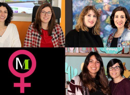6 mujeres jóvenes emprendedoras que luchan por su pasión