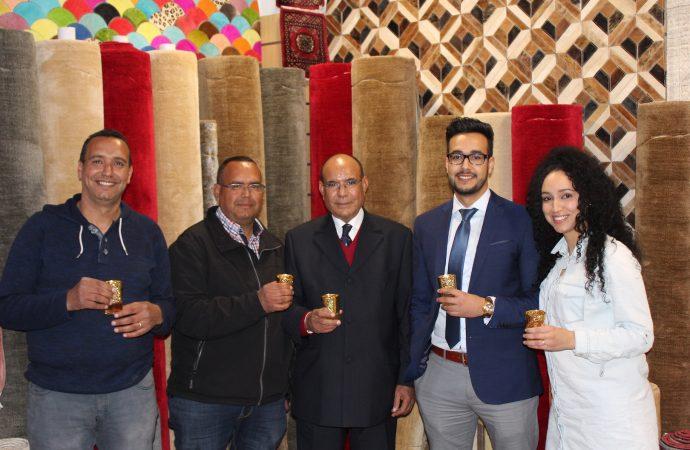 El conocido empresario El Hani abre una nueva tienda en Jávea