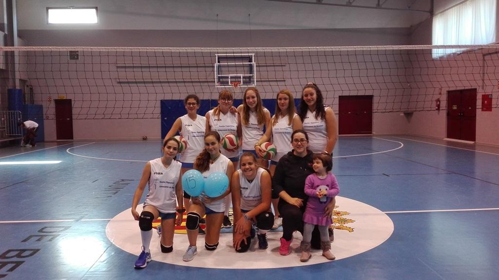 Club Voleibol Benissa