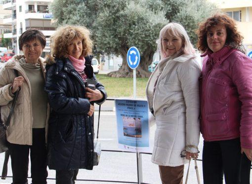 """Llegan a Moraira las """"Mujeres de Paleta y Pincel"""""""