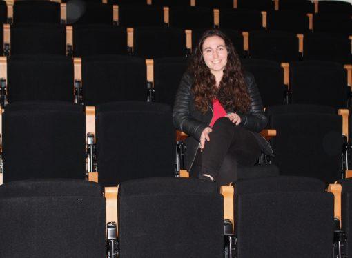 Una tarde teatral con Neus Ibáñez Sempere