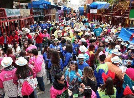 Las fiestas patronales de Teulada y Benissa llegan a su recta final