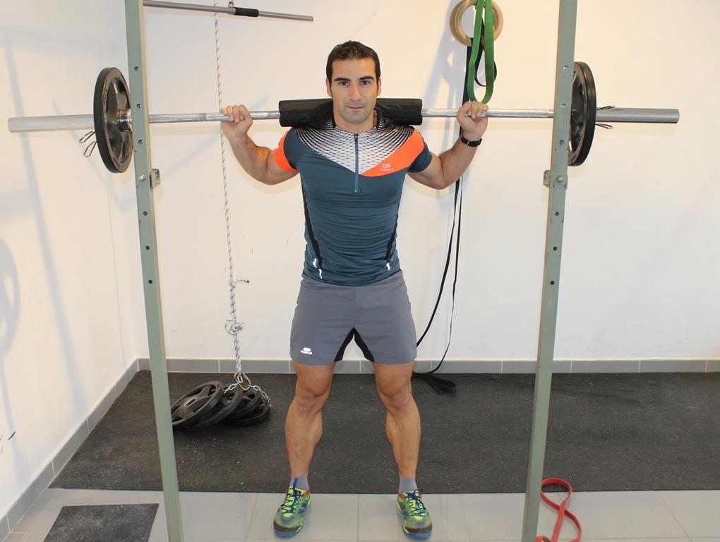 Germán Durillo Vallés entrenador personal en Teulada