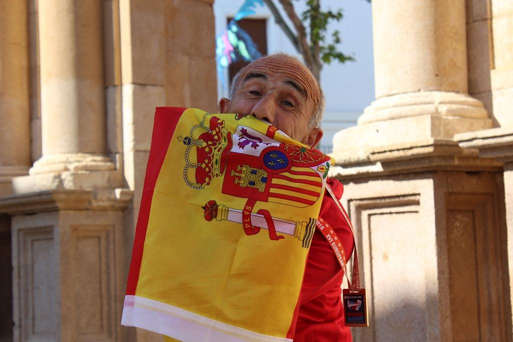 Santiago Guzmán campeón de Europa
