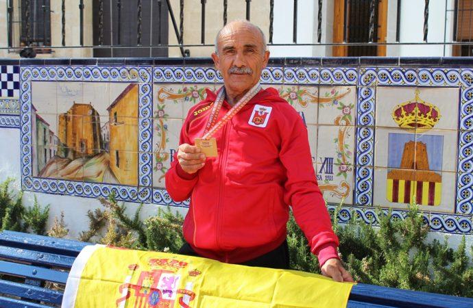 Santiago Guzmán, campeón de Europa por equipos de Media Maratón