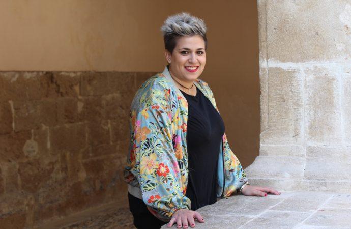 Núria Ivars, la presidenta més jove de la Societat Lírica i Musical de Benissa
