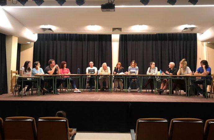 Nos vamos de estreno con la Escuela Municipal de Teatro de Teulada