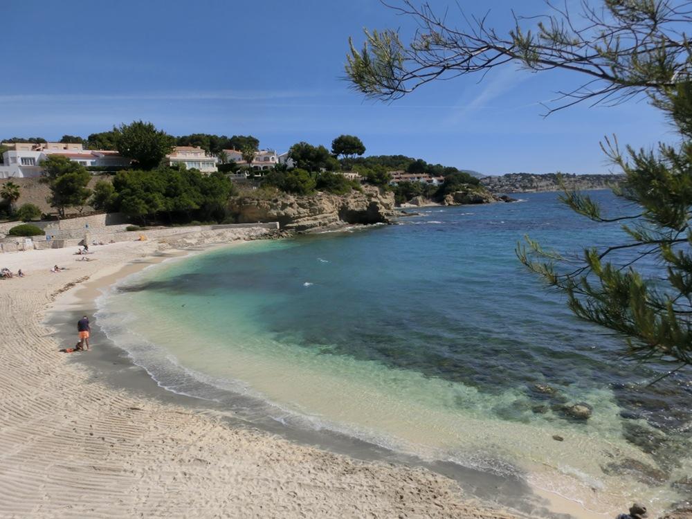 playas Benissa