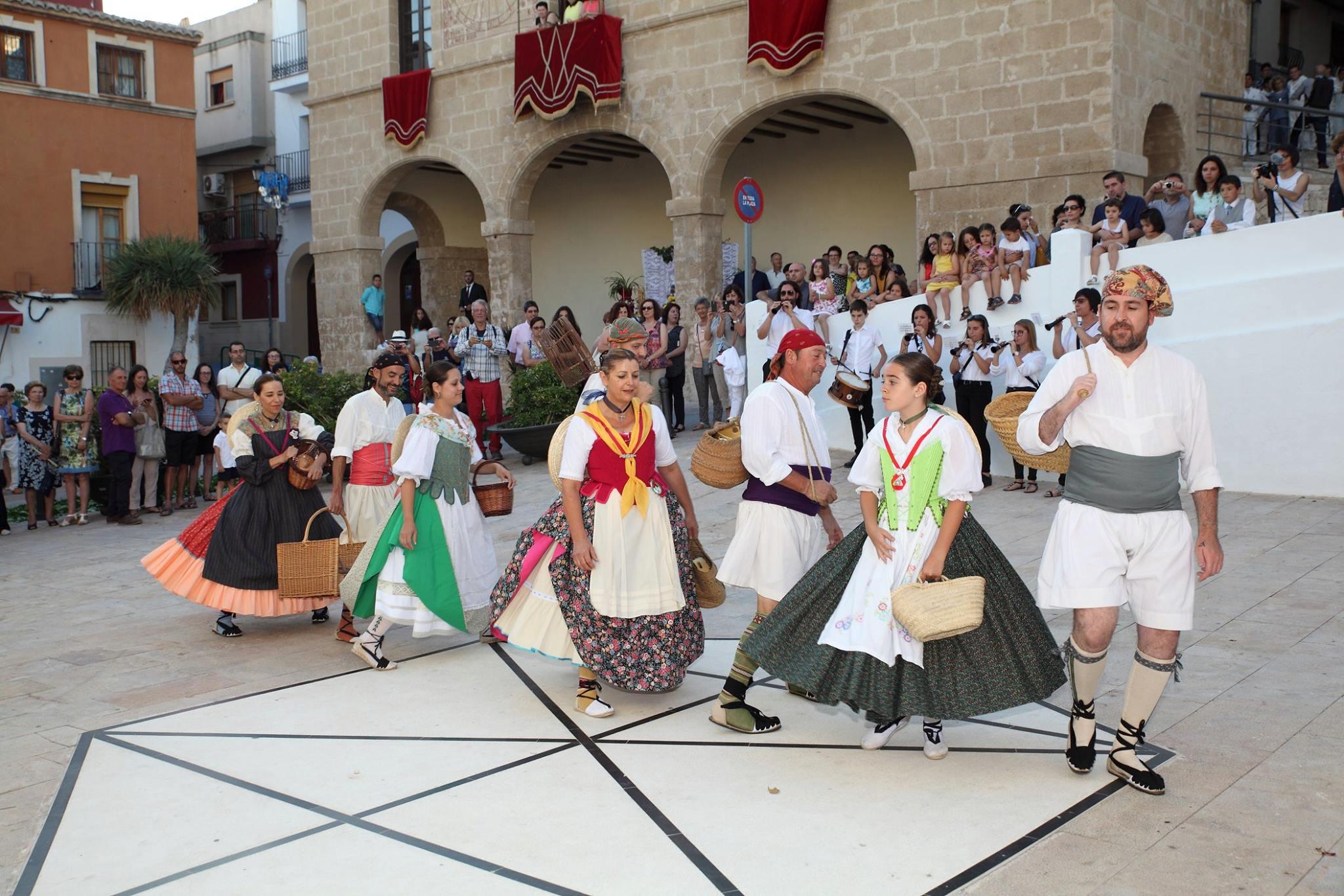 Corpus Christi de Teulada Moraira y Benissa
