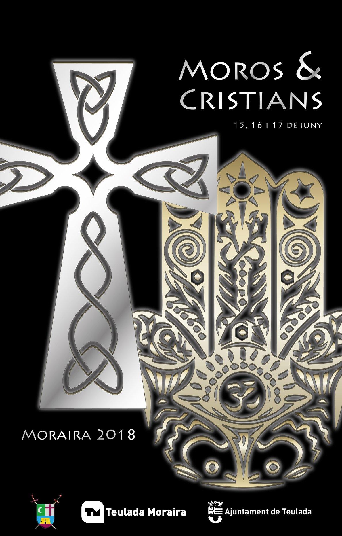 Moros y Cristianos Moraira