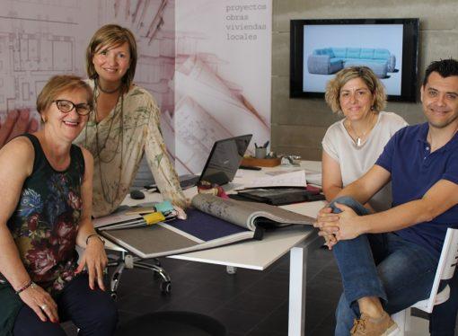 IN-Area, el nuevo estudio de Interiorismo de Muebles Martínez