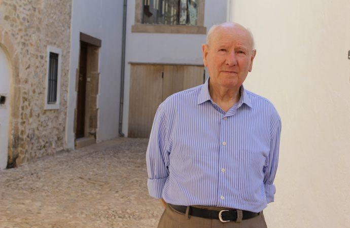 Pepe Ramón Soliveres Ivars, el pregonero más longevo de la historia de los Moros y Cristianos de Benissa