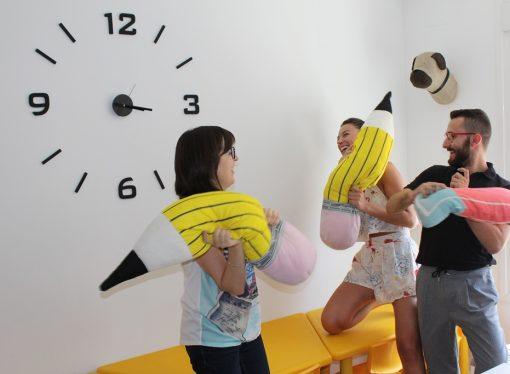 """""""Moraira, Art Trobat"""", el sorprendente proyecto lúdico educativo de RE Inventa't para las vacaciones de tus hij@s"""