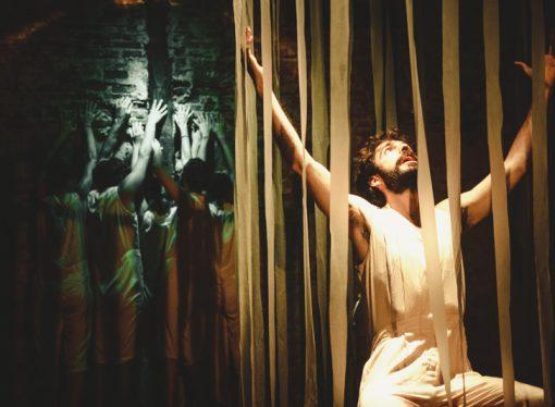 """El actor Javier Pardo, llega a su Calp natal con la obra """"La liberación de la locura"""""""