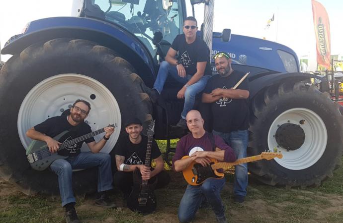 Los calpinos The Ace Band, Calle Coverfield 10, MCLucas Band, EFEKA y J.Crespo15 forman el cartel del Cantal Rock