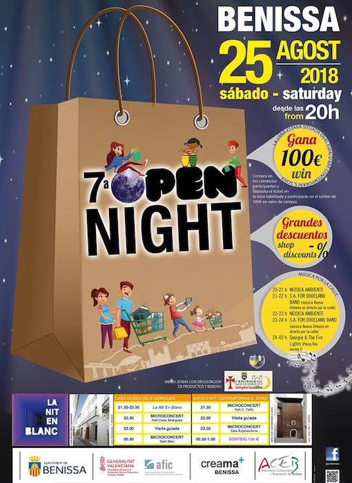 open-night-benissa