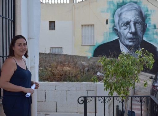 Las calles de Senija se impregnan de arte callejero