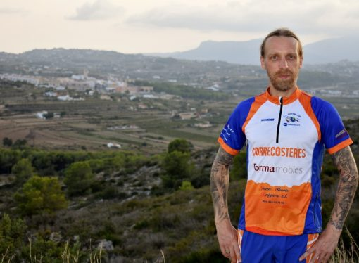 El corredor Ruben Brackez a la conquista de la X Salomon Ultra Pirineu 2018