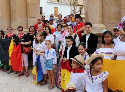 IX Festival Multicultural Benissa, sabores, tradiciones e intercambio cultural