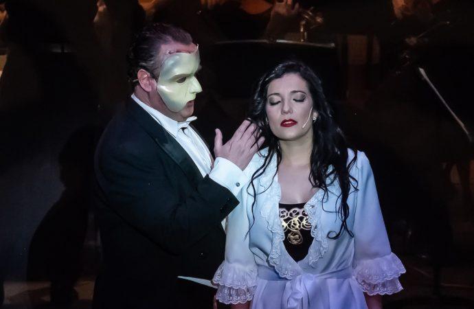 """El Auditori Teulada Moraira presenta """"El Fantasma de la Ópera"""""""