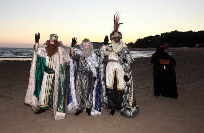 Teulada Moraira se prepara para recibir a los Emisarios Reales