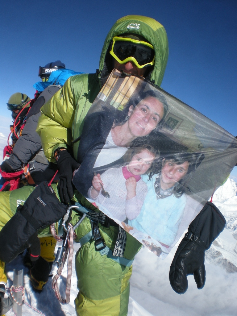 José Antonio Alejo alpinismo