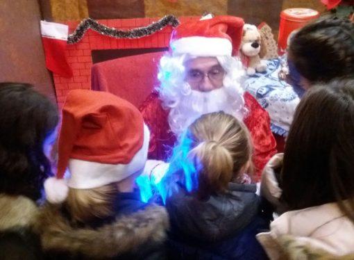 Gata apuesta por una Navidad cultural