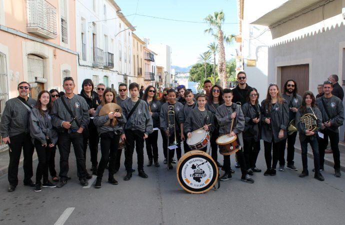 Teulada vive los días 19 y 20 de enero la tradicional fiesta de Sant Antoni