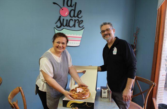 Este año nos comemos el Roscón de Reyes en Pa de Sucre de Benissa